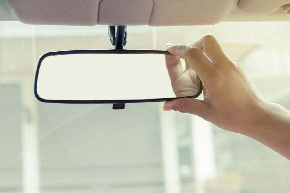 SBF rearview mirror