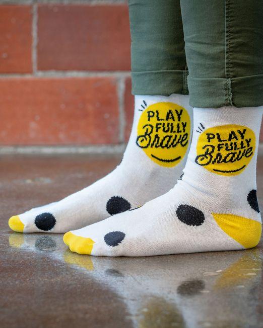 Play Fully Brave Socks