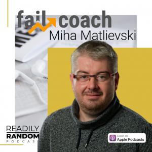Fail Coach podcast tile